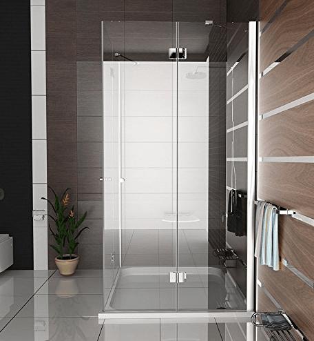 Mantenimiento y limpieza de las mamparas de ba o c mo limpiar cristales - Como limpiar la mampara de la ducha ...