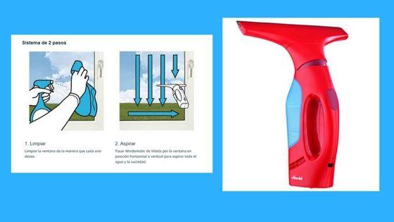 Productos para limpiar cristales great sonax pano de - Aparatos para limpiar cristales ...